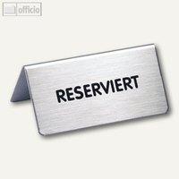 Artikelbild: Tischaufsteller mit Aufschrift Reserviert