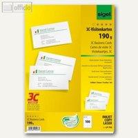 Artikelbild: PC-Visitenkarten 3C