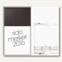 Artikelbild: Dohse Tischkalender rido-merker