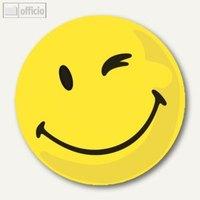 Artikelbild: Moderationskarten Gesicht - positiv
