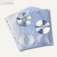Artikelbild: Prospekthülle für CDs/DVDs