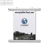 Artikelbild: Plakatschienen zum Aufhängen
