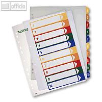 Artikelbild: PC-beschriftbare Register 1-10