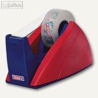 Artikelbild: Tischabroller Rollenbreite bis 33m:19mm rot/blau