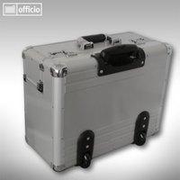 Artikelbild: Alukoffer als Pilotenkoffer mit Teleskoptrolleysystem - OMEGA