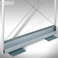 Artikelbild: Schirmwanne OPLA - aus Aluminium