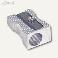 Artikelbild: Metall-Anspitzer mit Griffmulde