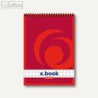 Artikelbild: Spiralnotizblock x.book