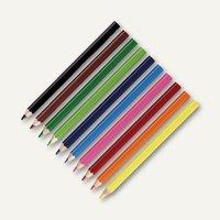 Artikelbild: Buntstifte lackiert Jumbo