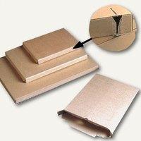 Artikelbild: Wellpapp-Versandboxen mit Steckverschluss & Aufreißfaden