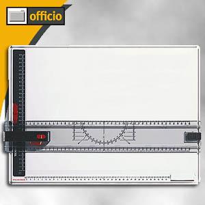 Rumold RUMOLD-TECHNO-Zeichenplatte DIN A3 352110, 2645-352110