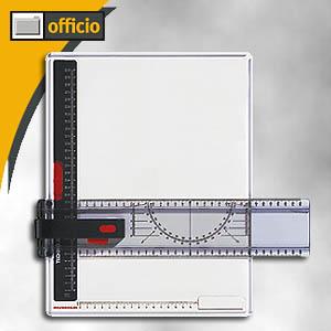 Rumold RUMOLD-TECHNO-Zeichenplatte DIN A4 352010, 2645-352010