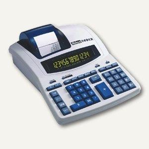 Thermo-druckender Tischrechner Professionell 1491X