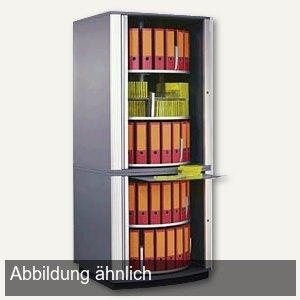 moll ordner schrank lockfile base flex 3 etagen f r 72 ordner 580403 preisvergleich. Black Bedroom Furniture Sets. Home Design Ideas