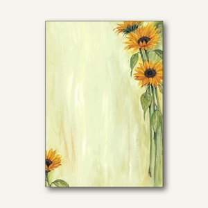 Motiv-Papier Sunflower