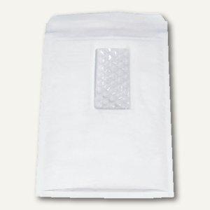 Luftpolstertaschen mit Fenster & Kombiverschluss