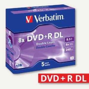 Rohlinge DVD+R Double Layer