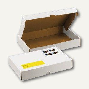 Deckelbox mit Verschlussklappen DIN A5