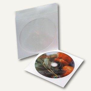 CD Papiertasche mit Sichtfenster