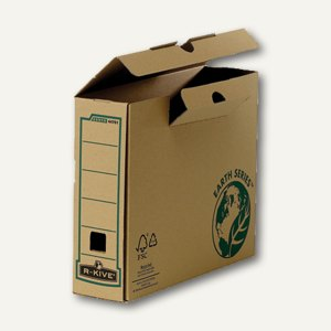 Archivbox R-Kive Earth B 80 x H 255 x T 315 mm