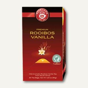 Feinster Rotbusch-Vanille Tee