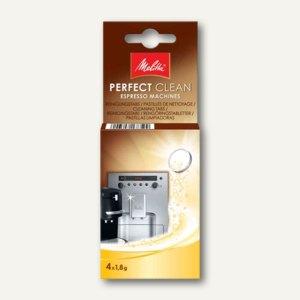 Reinigungstabs für Kaffeevollautomaten