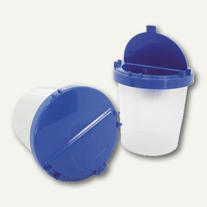 M&M M&M Pinselauswascher, inkl. Pinselhalter, blau, 08890104