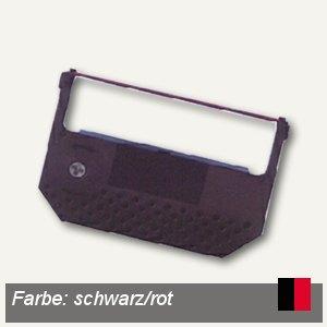 Farbband Precisa3000 schwarz/rot