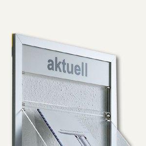 Blende für Wandprospekthalter PAKI-2