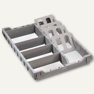 CD- und Disketteneinsatz für Schubladenmodule