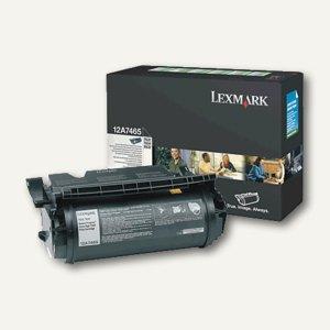 Prebate-Toner schwarz für T 632 / T 634 - 32.000 Seiten
