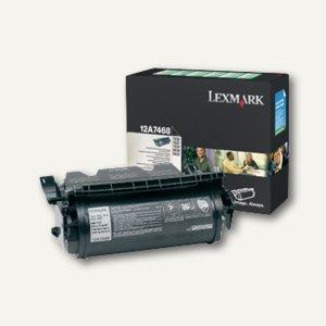 Prebate-Etiketten-Toner schwarz für T 630 / T 632 / T 634