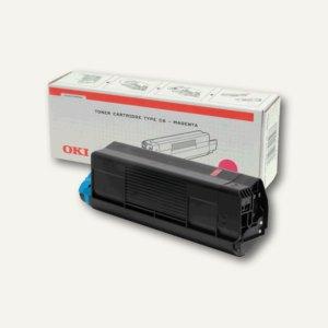 Toner magenta für C5100N / C5300N - 5.000 Seiten