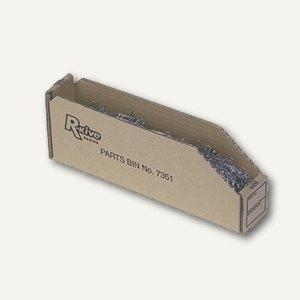 Part Bins™ Kleinteile-Box 51x102x280mm