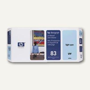 UV Druckkopf Nr.83 hell-cyan inkl. Reiniger