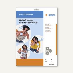 CD/DVD-Hüllen