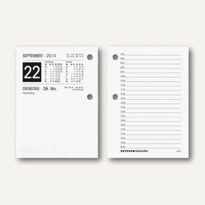 Umlegekalender Ersatzkalendarium - 8 x 11 cm