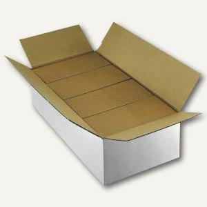 Versandkarton Faltbox CD425 für 4 Blitzboxen à 25 CDs im Case