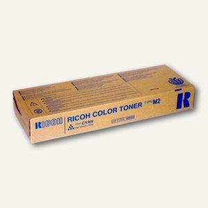 Toner Typ M2 cyan für Aficio 1232 / Aficio 1224