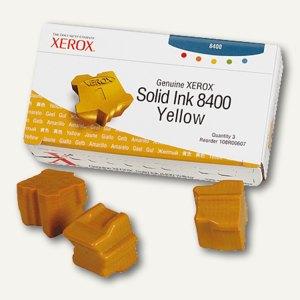 / Xerox ColorStix gelb (3er Pack)