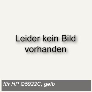 HP Toner gelb ca. 20.000 Seiten, Q5922C