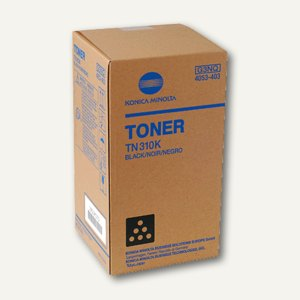 Toner TN-310K schwarz