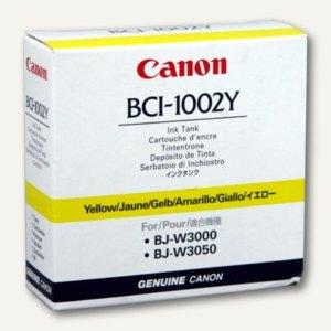 Tintenpatrone BCI-1002Y gelb