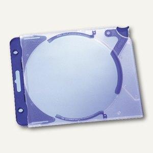 QuickFlip CD-Hülle mit Clip f. Auswurf