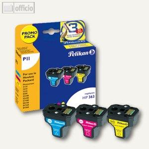 Tintenpatrone P11 für HP CB333EE Multipack