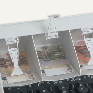 Banknotensicherungen für Flachfächer