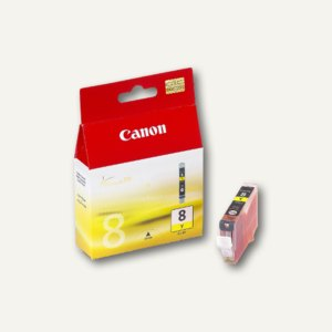 CLI-8Y Tintenpatrone gelb