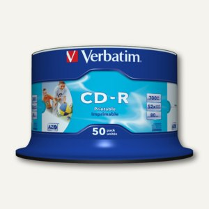 CD-R Rohlinge AZO