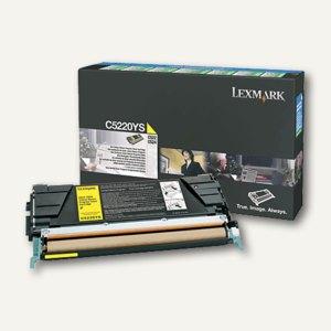 C52X Rückgabe-Toner gelb - ca. 4.000 Seiten
