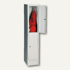 Stahl-Garderoben-Schrank